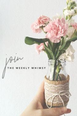 Megan Hallier - Weekly Newsletter Promo