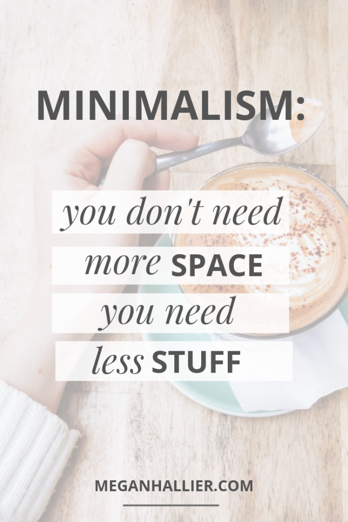 minimalism, how to be content with what you have, decluttering, finding contentment, buy less stuff, own less, keep what sparks joy